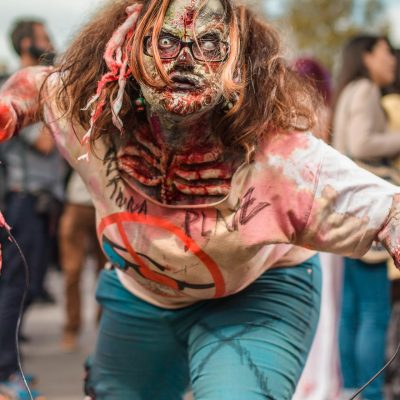 Zombie Walk Paris 2016-1