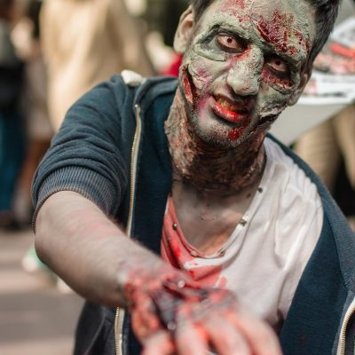 Zombie Walk Paris 2016-2