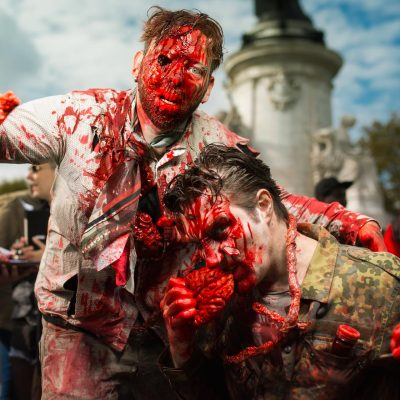 Zombie Walk Paris 2016-4