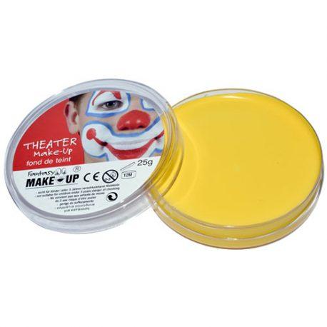 Fard gras 25 gr jaune