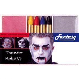 Boite fard crayons Dracula