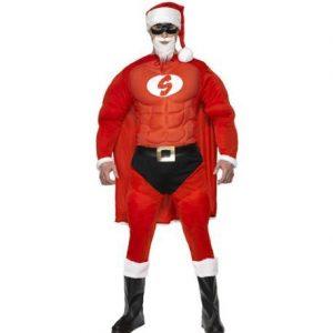 Costume de Super Père Noël