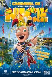 Carnaval de Nice : du 11 Février au 25 Février