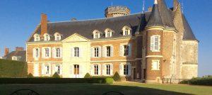 Le château de Montmirail